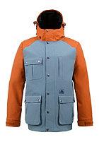 BURTON HRTG Ranger Jacket bluestone/brick