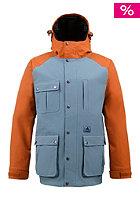 BURTON HRTG Ranger Snow Jacket bluestone/brick