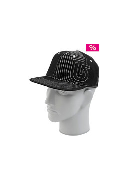 BURTON Interzon Flexfit Cap true black