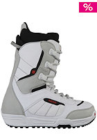 BURTON Invader Boot 2012 white/black/red