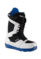 Invader Boot white/black/blue