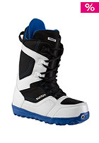 BURTON Invader Boot white/black/blue