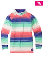 BURTON Kids 1/4 Zip blanket stripe