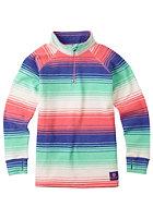 BURTON Kids 1/4 Zip Sweat blanket stripe