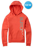 BURTON Kids Antidote Hooded Sweat red clay