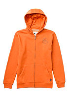 BURTON Kids B.S.C. FZ Hooded Zip Sweat rust bucket
