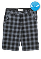 BURTON Kids Basecamp Short true black lax plaid