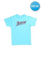 BURTON Kids Big Up S/S T-Shirt process cyan