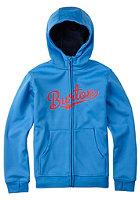 BURTON Kids Bonded Hooded Zip Sweat lure blue