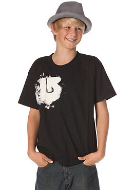BURTON KIDS/ Boys Dissolve S/S T-Shirt 2012 true black