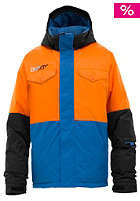BURTON KIDS/ Boys Fray Jacket orange man colorblock