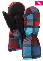 BURTON KIDS/ Boys Heaterpack MTT Glove true black/ revolt plaid