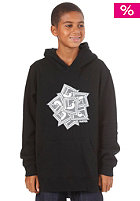 BURTON KIDS/ Boys Jagged PO Hooded Sweat true black