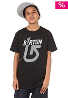 BURTON KIDS/ Boys Karpis S/S T-Shirt true black