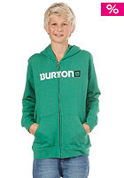 BURTON KIDS/ Boys Logo Horz FZ Hooded Sweat murphy