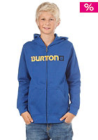 BURTON KIDS/ Boys Logo Horz FZ Hooded Sweat royals