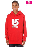 BURTON KIDS/ Boys Logo Vert PO Hooded Sweat marauder
