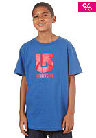 BURTON KIDS/ Boys Logo Vertical S/S T-Shirt royals