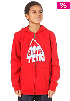 BURTON KIDS/ Boys Mt Burton FZ Hooded Sweat marauder