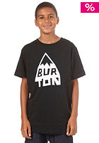 BURTON KIDS/ Boys MT Burton S/S T-Shirt true black