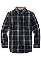 BURTON Kids Brighton L/S Shirt true black utica pld
