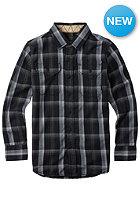 BURTON Kids Brighton L/S Shirt true black utica pld