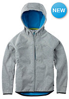 BURTON Kids Chill Hooded Zip Sweat high-rise heather