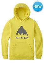 BURTON Kids Classic Mountain Hooded Sweat green sheen