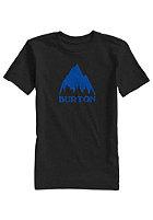 BURTON Kids Classic Mountain Repeat S/S T-Shirt true black heather