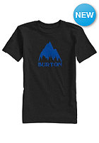 BURTON Kids Classic Mountain Repeat S/S T-Shirt true black heather
