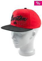 BURTON Kids Classic Snapback Cap cardinal