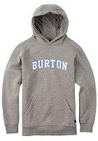 BURTON Kids College PO gray heather
