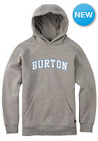 BURTON Kids College PO Hooded Sweat gray heather