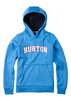 BURTON Kids Crown BND Hooded Sweat lure blue