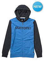 BURTON Kids CST Maxwell FZ Hooded Zip Sweat heather cove