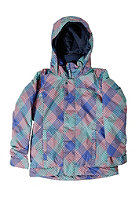 BURTON Kids Elodie Jacket checkers print