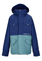 BURTON Kids Fray Jacket deep sea/goblin