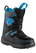 BURTON Kids Grom black/gray/blue