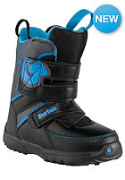 BURTON Kids Grom Boot black/gray/blue