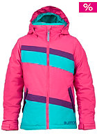 BURTON Kids Hart Jacket hot strk/enchntd/bhm