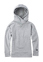 BURTON Kids Hixon Hooded Sweat monument heather