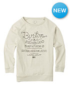 BURTON Kids Hndst Lsslchy Sweat vanilla