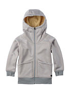 BURTON Kids Journey Flc Jacket high-rise heather