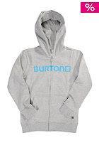 BURTON Kids Logo Horizontal gray heather