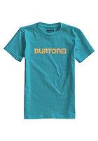 BURTON Kids Logo Horizontal S/S T-Shirt gulfstream
