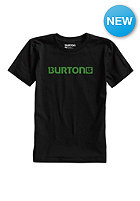 BURTON Kids Logo Horizontal S/S T-Shirt true black