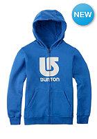 BURTON Kids Logo Vertical Hooded Zip Sweat brooke