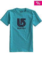 BURTON Kids Logo Vertical S/S T-Shirt gulfstream