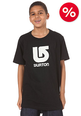 BURTON Kids Logo Vertical S/S T-Shirt true black