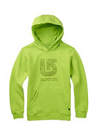 BURTON Kids Logo Vertikal lime green